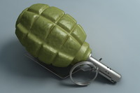 russian fragmentation grenade max