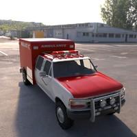 f350 ambulance max