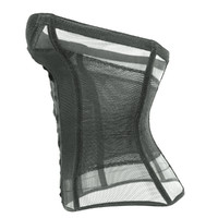 black transparant corset 3d model