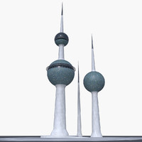 maya kuwait towers
