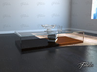 3d model of table