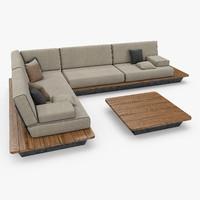 Manutti - Air sofa