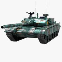 China Tank ZTZ99