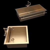 3d sink lvq021 lvq027