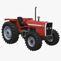 tractor generic 5 3d model