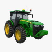 tractor john deere 8335r 3d max