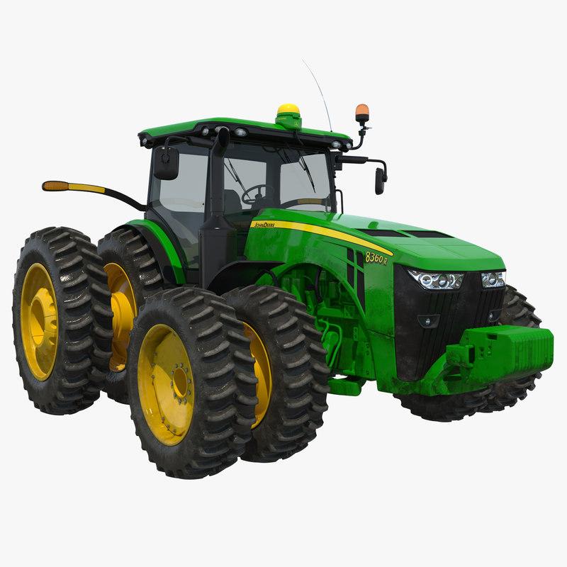 Tractor John Deere 8RT 3d model 00.jpg