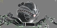 3dsmax alien space robot
