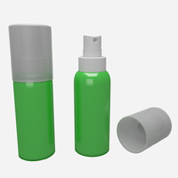 spray 100ml industry 3d model