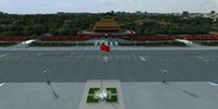maya tiananmen square forbidden city