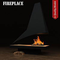 realistic fireplace heating max