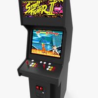 3d arcade machine