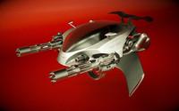 \\T//Alien Jet Car Gun