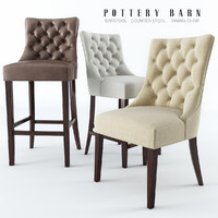 pottery barn bar 3d x