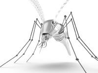 mosquito robot obj