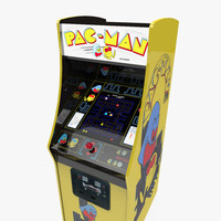 3ds max pacman pac man