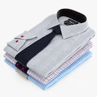 max shirts stacked ties
