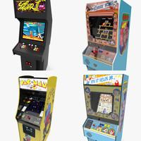 maya arcade machines