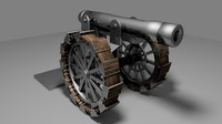 lwo field cannon