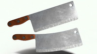 c4d meat cleaver