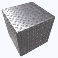 Diamond Metal Plate PBR