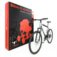 max bike stroller