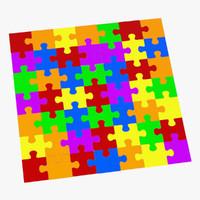 puzzle 3d 3ds