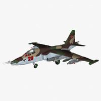 sukhoi su-25 3ds free