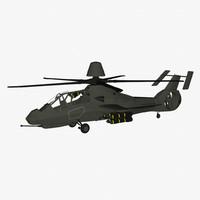 free sikorsky rah-66 commanche 3d model