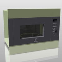 ems26204ox viz kitchen 3d model