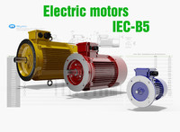 3ds max iec motors cad 21