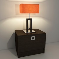 max contemporary table lamp