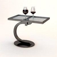 3d andrew martin dillon table model