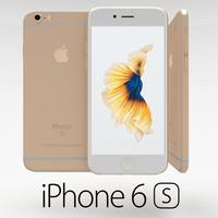 3d model iphone 6s