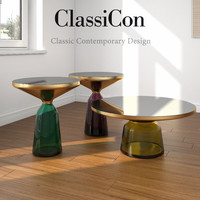coffee table bell classicon 3d model