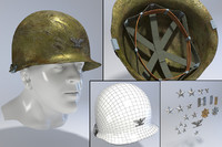 max old usa helmet korea