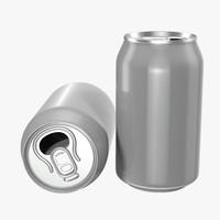 aluminium open 3d 3ds