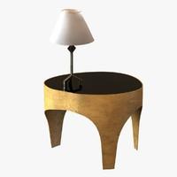 maya table lamp jarrige giacometti