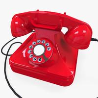 maya rotary phone
