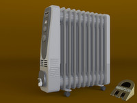 PORTABLE OIL RADIATOR