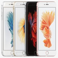 3d apple iphone 6s colors