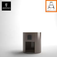 groundhog | visionnaire nottingham 3d max