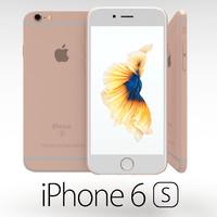 3d fbx iphone 6s