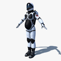 max astronaut female