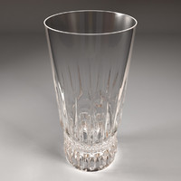3d crystal glass