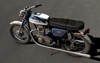 3d model honda cb175