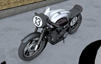 norton manx 3d 3ds