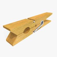ma wooden peg
