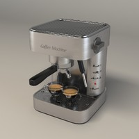 3d coffee maker