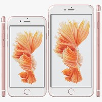 iPhone 6S And 6S Plus All Colors